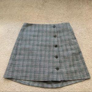 Aritzia mini skirt